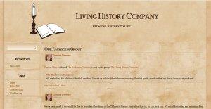 Living History Company
