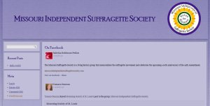 Missouri Independent Suffragette Society